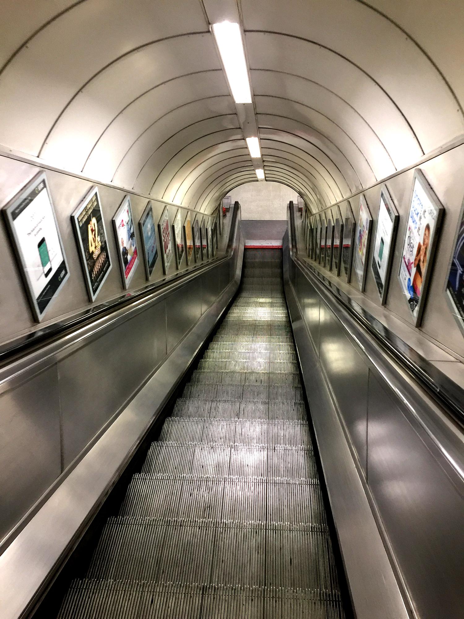 London Underground client